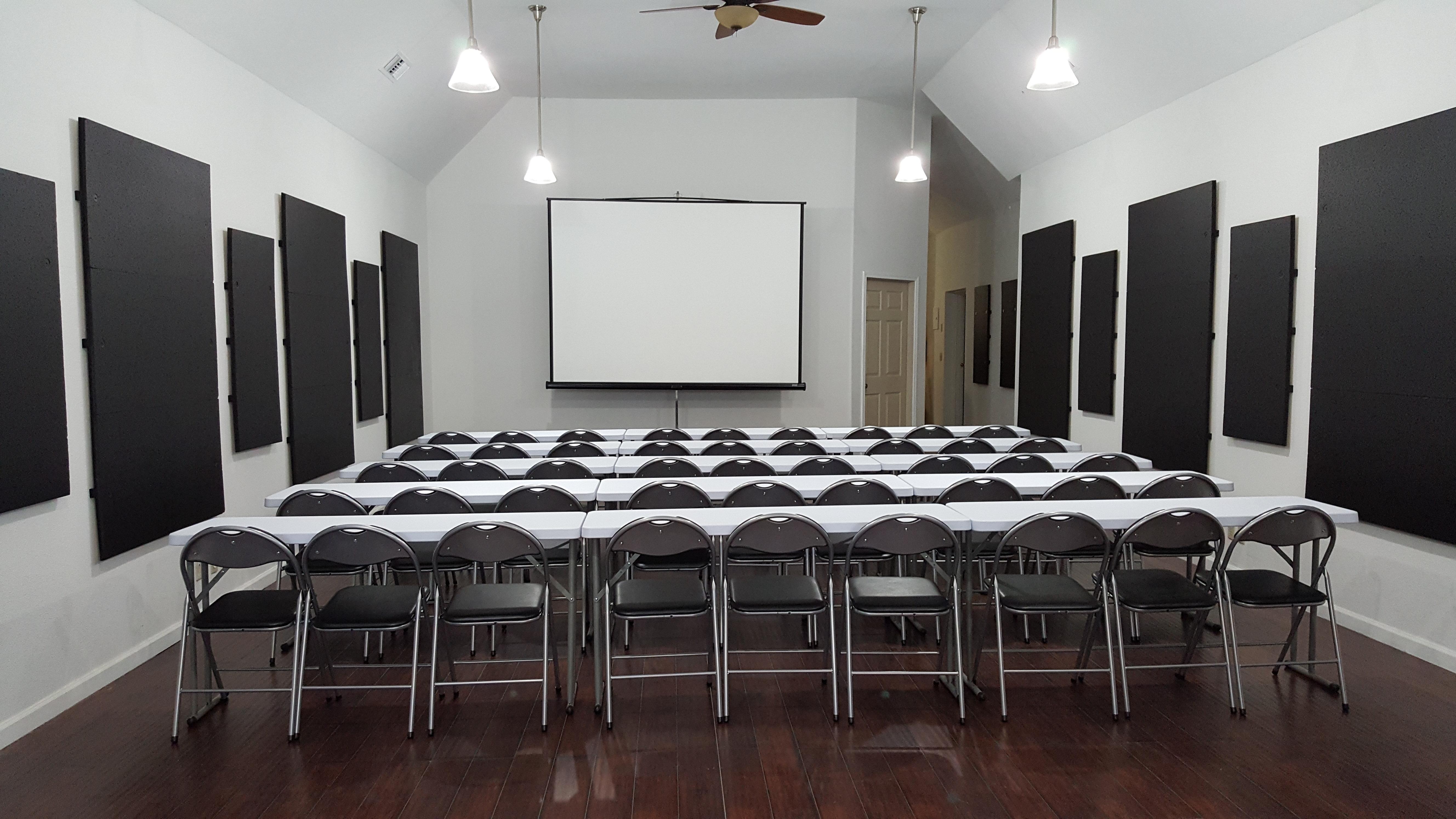 Conference Room Rental * TLC Sign Language Services, LLC